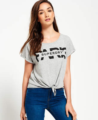 Superdry Knot Front T-Shirt