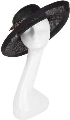 Siggi Feather Brim Hat