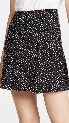 Reformation Flounce Skirt