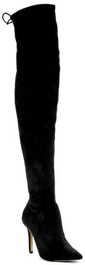 Aldo Karmazin Point Toe Over-the-Knee Boot