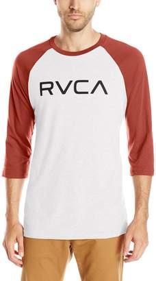 RVCA Men's Big Raglan T-Shirt