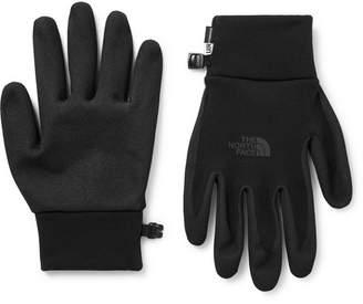 The North Face Etip Grip And Tech-Fleece Gloves