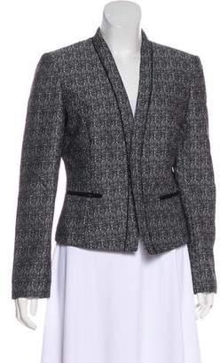Tahari Tweed Casual Jacket