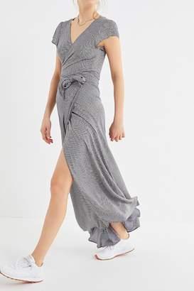 Flynn Skye All Wrapped Up Maxi Dress