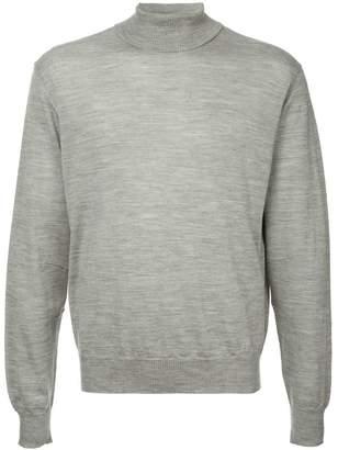 Undercover light roll-neck sweatshirt