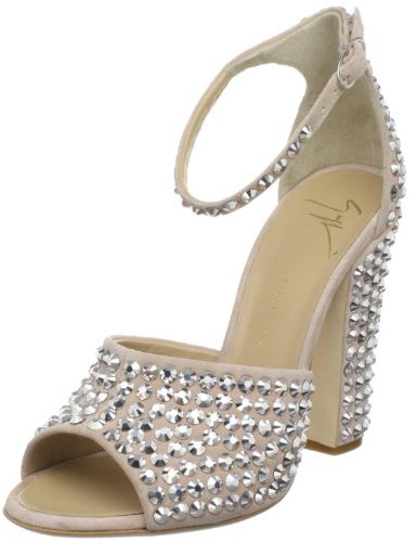 Giuseppe Zanotti Women's E10089 Ankle-Strap Sandal