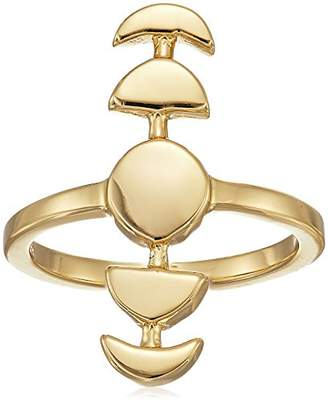Jules Smith Designs Womens Moon Phase Ring