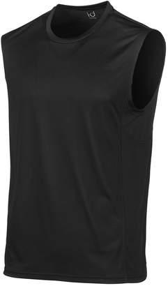 Id Ideology Men's Mesh-Trimmed Sleeveless T-Shirt