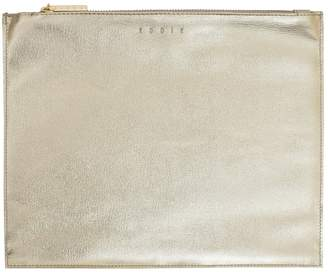 Eddie - Leather Pouch Large Gold