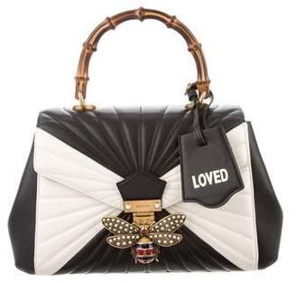 Gucci 2017 Queen Margaret Top Handle Bag