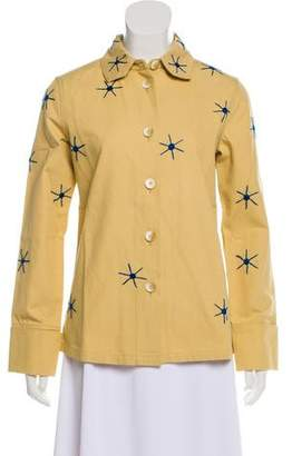 Trademark Sun Embroidered Jacket w/ Tags