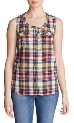 Eddie Bauer Packable Sleeveless Shirt