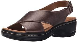 Clarks Women's Hayla Heaven Dress Sandal $42.50 thestylecure.com