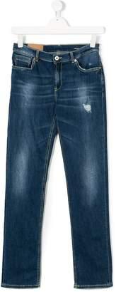 Dondup Kids TEEN straight leg jeans