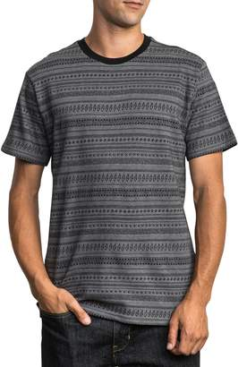 RVCA Small Victories Stripe T-Shirt