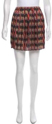 Isabel Marant Printed Pleated Skirt w/ Tags