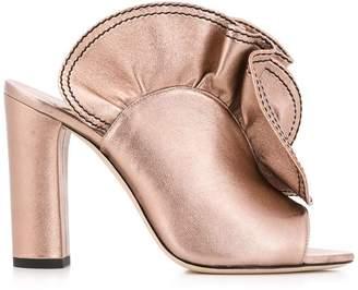 Jimmy Choo Haile 100 sandals