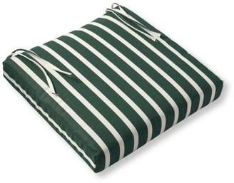 L.L. Bean L.L.Bean Casco Bay Universal Chair Cushions, Stripe
