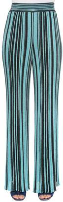 Missoni Lurex Vertical Stripe Knit Pants