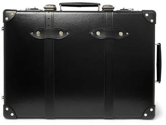 Globe-trotter 20 Leather-Trimmed Carry-On Suitcase