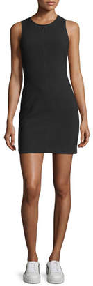 Elizabeth and James Cullin Crewneck Fitted Dress