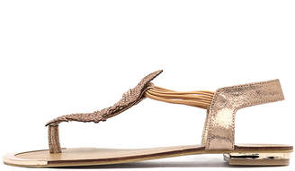 Laguna quays Autumn-w Rose gold Sandals Womens Shoes Dress Sandals-flat Sandals