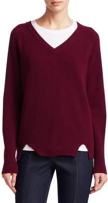 Cinq à Sept Neely Cashmere Knit Sweater