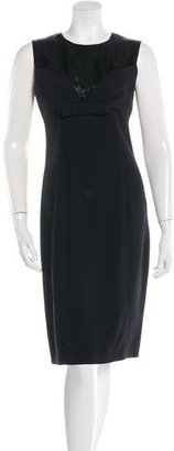 Jenny Packham Bead-Embellished Sheath Dress $295 thestylecure.com