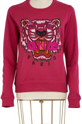 Kenzo Cotton Tiger Sweater
