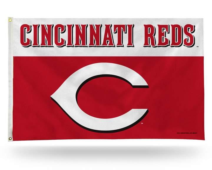 Cincinnati Reds Banner Flag
