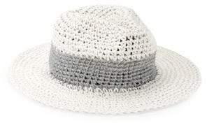 MARCUS ADLER Colorblock Sun Hat