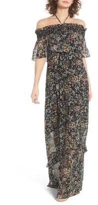 Women's Rebecca Minkoff Loma Maxi Dress $278 thestylecure.com