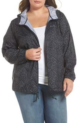 Columbia Flash Forward Print Hooded Jacket