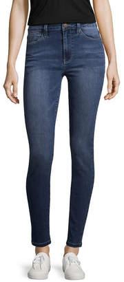 YMI Jeanswear Skinny Fit Jeggings-Juniors