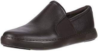 FitFlop Men's Collins Leather Slip-ON Skate Shoes Sneaker