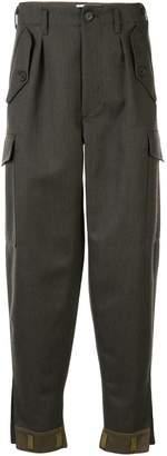Loewe flap pocket trousers