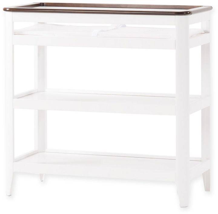 Child Craft Child CraftTM StudioTM Changing Table in Matte White/Slate