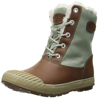 Keen Women's elsa Boot wp-w Snow