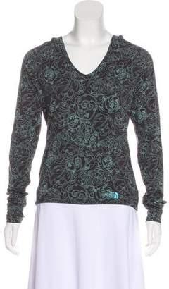 The North Face Lightweight Printed Sweatshirt