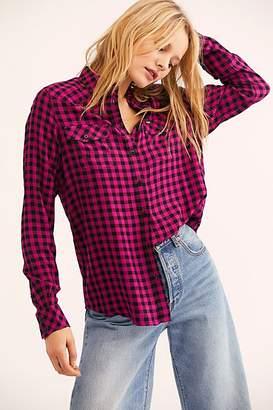 Wrangler Western Aster Pink Shirt