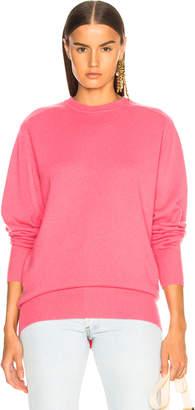 Victoria Beckham Oversized Cashmere Sweater