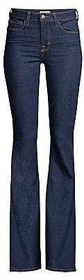 L'Agence Women's Bell High Rise Flare Jeans