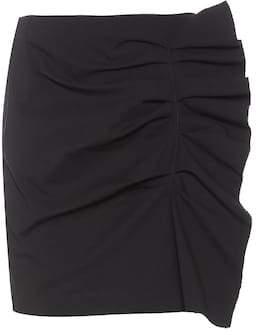 Isabel Marant Asymmetric Ruffle skirt
