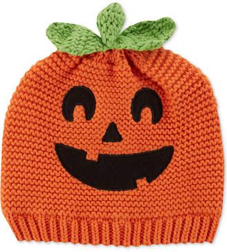 Carter's Baby Boys & Girls Knit Pumpkin Hat