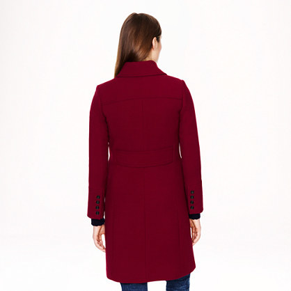 Double-cloth metro coat with Thinsulate® 3