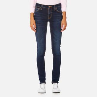 Nudie Jeans Women's Skinny Lin Jeans