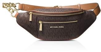 MICHAEL Michael Kors Mott Logo Sling