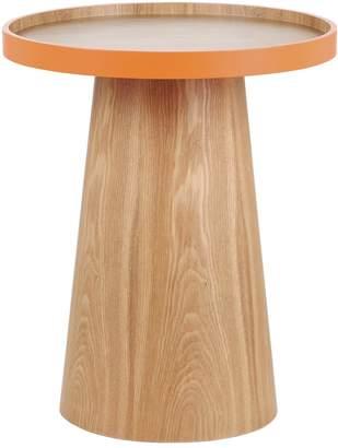 Habitat Brodi Wood Veneer Tray Table