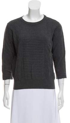 Marc by Marc Jacobs Textured Lightweight Sweater