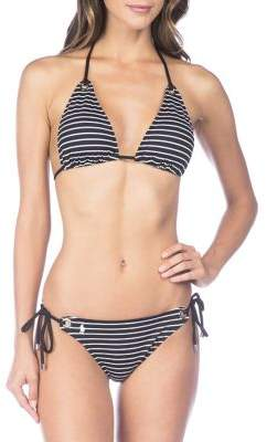 Polo Ralph Lauren Striped Bikini Top